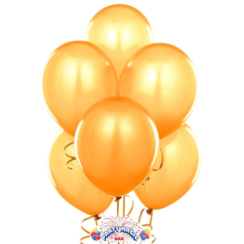 Metallic Balloons . Birthdays, bridal showers, weddings, graduation ...