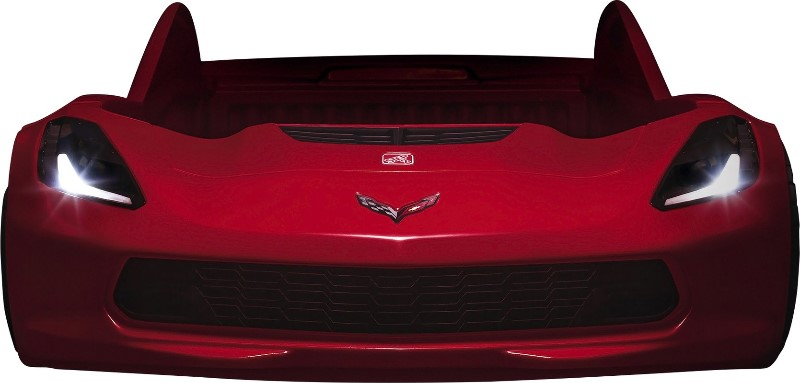 Corvette Car Bed With Working Lights