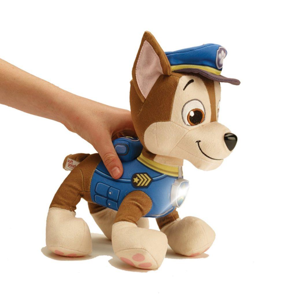 Paw Patrol Chase Plush1