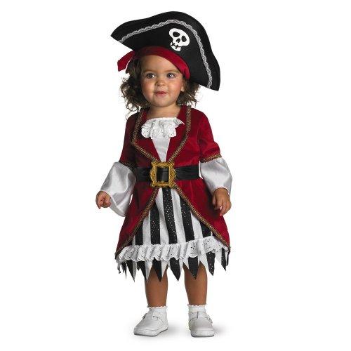 Toddler Girl Pirate Costume Kidsdimension