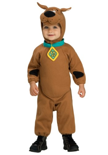 Scooby Doo Toddler Costume