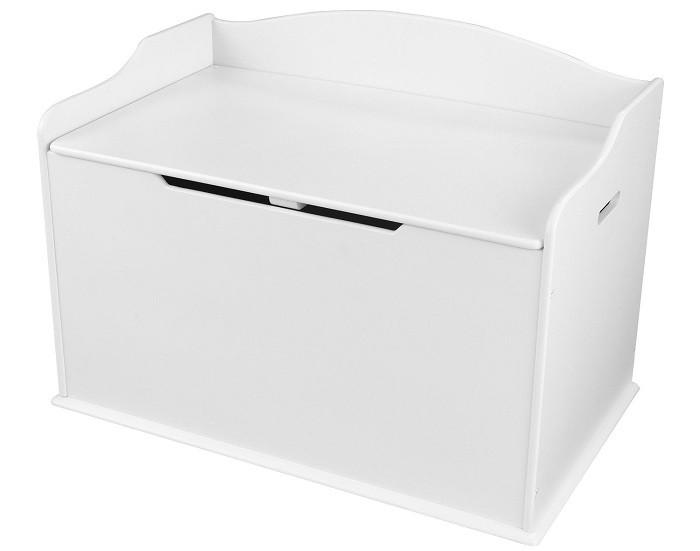 white toy chest kidsdimension. Black Bedroom Furniture Sets. Home Design Ideas