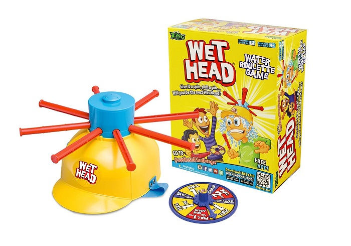 The Wet Head Game
