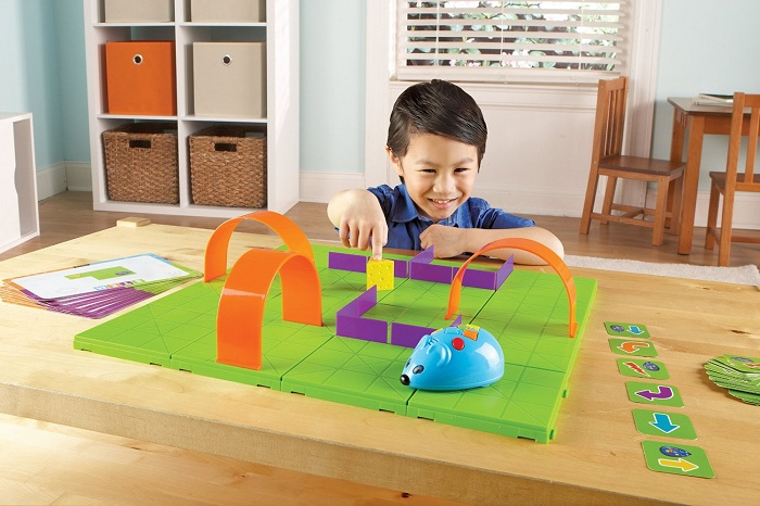 Toys For Age 15 : Learning resources code and go robot mouse activity set