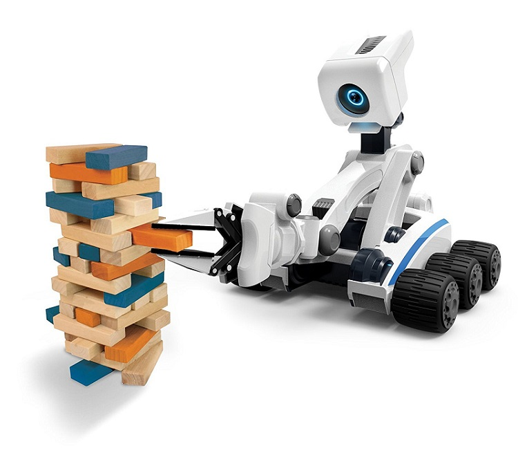 Mebo Robot - A toy for kids age 8+ that teaches STEM skills