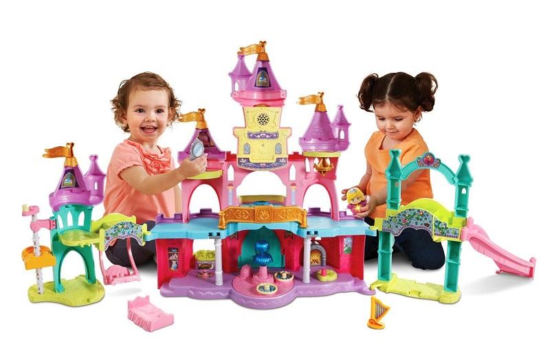Best Smart Toys For Kids Reviewed : Vtech go smart friends enchanted princess palace