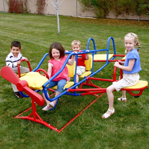 Ace Flyer Teeter Totter by Lifetime - Best Outdoor Playsets