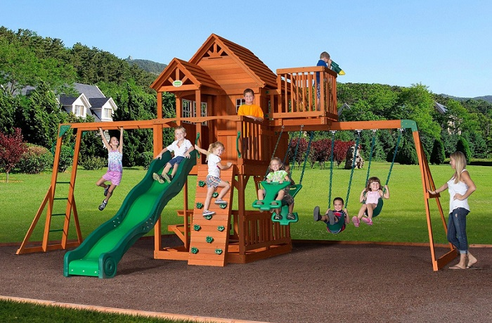Best Outdoor Playsets - Outdoor Playsets for Kids