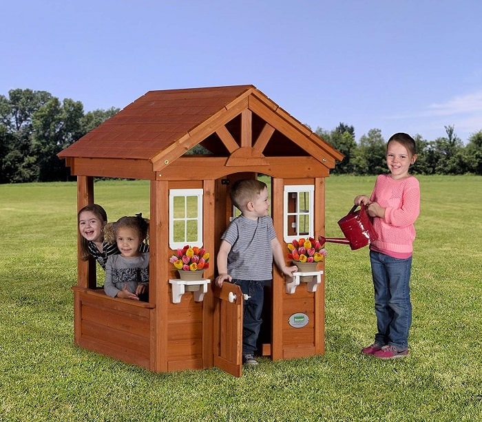 Best Outdoor Playhouses 2019 - Epic Kids Playhouses For ...