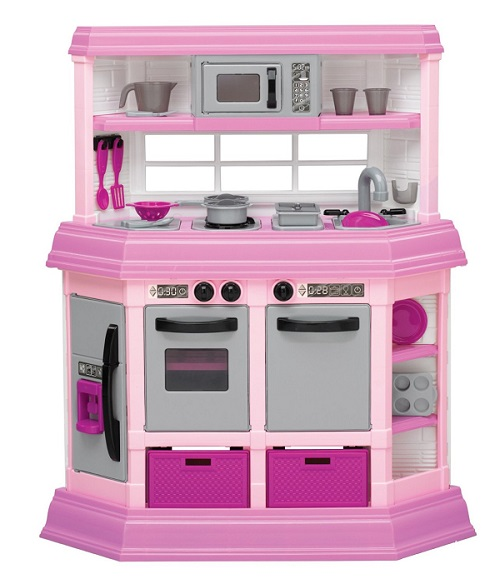 Deluxe Custom Kitchen by American Plastic Toys