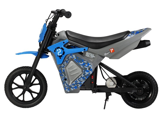 EM-1000 E-Motorcycle by Pulse Performance Products