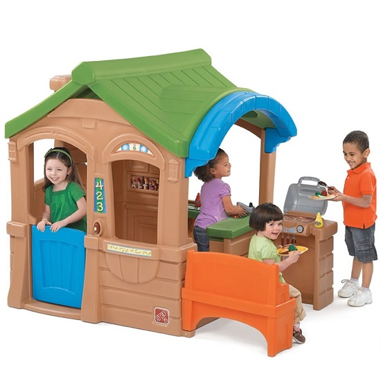 Gather & Grille Playhouse by Step2 - Best Outdoor Playhouses