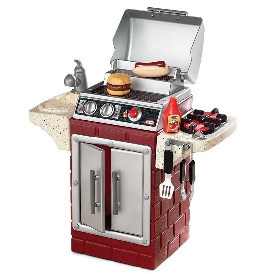 Get Out n' Grill Kitchen Set by Little Tikes