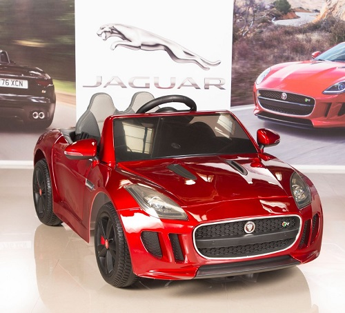 Jaguar F-TYPE 12V Electric Car For Kids