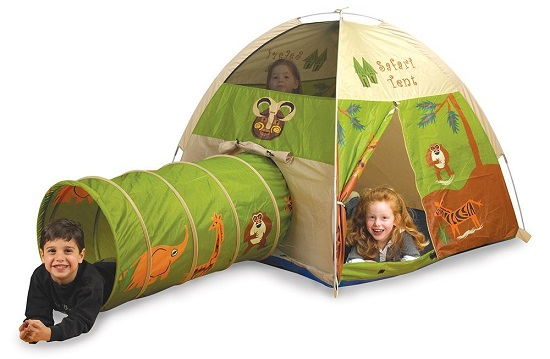 Kids Safari Fun Dome Play Tent by Pacific Play Tents