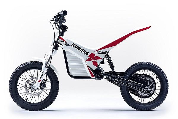 Kuberg Trial E Electric Bike - Electric Dirt Bikes For Kids