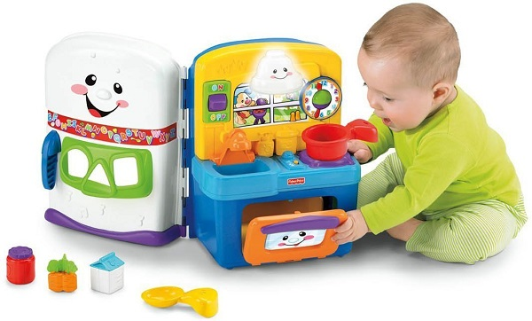 Laugh & Learn Learning Kitchen by Fisher-Price