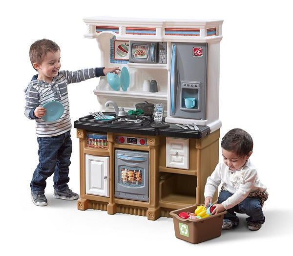 LifeStyle Custom Kitchen Playset by Step2