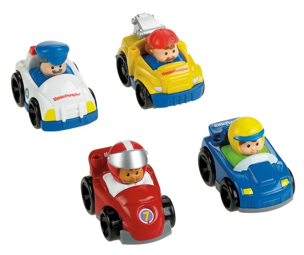 Little People Wheelies All About Racing By Fisher-Price
