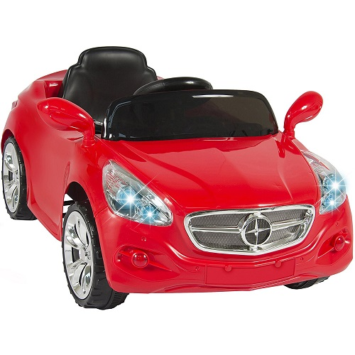 Mercedes 12V Ride On Car by Best Choice Products