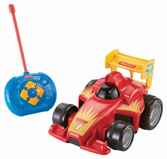 My Easy RC Vehicle by Fisher-Price