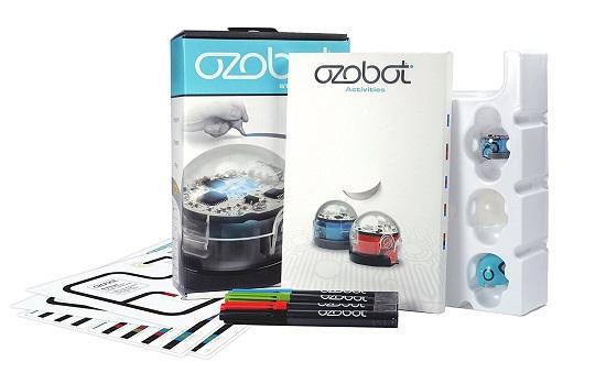 Ozobot Programmable Robot Starter Pack