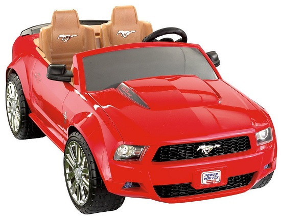 Power Wheels Ford Mustang by Fisher-Price