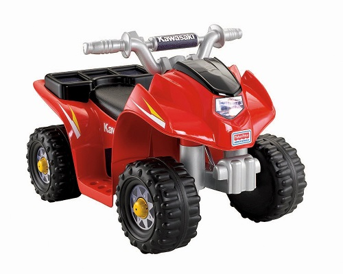 Power Wheels Lil' Kawasaki Quad