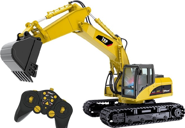 Professional RC Excavator by Top Race