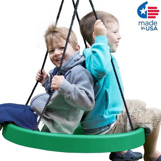 Super Spinner Swing - Best Outdoor Playsets