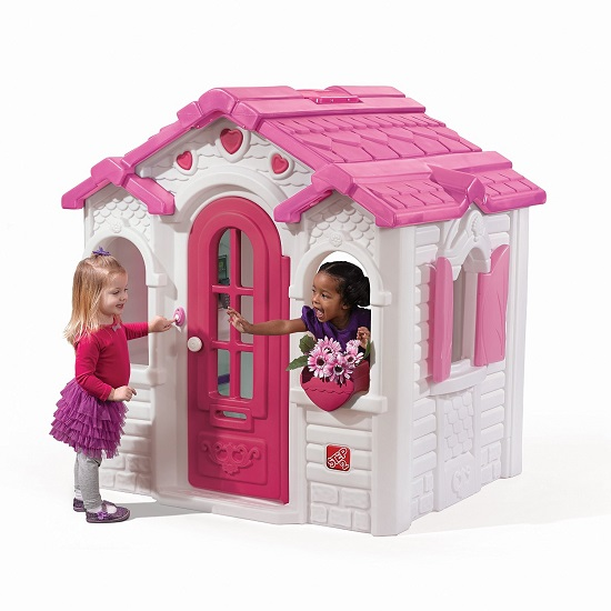 Sweetheart Playhouse by Step2 - Best Outdoor Playhouses