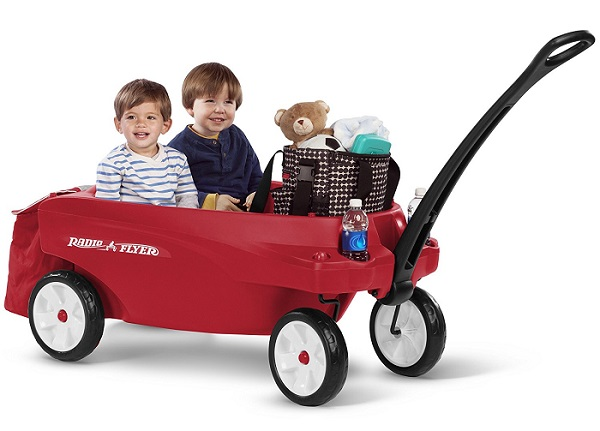 Triple Play Wagon by Radio Flyer