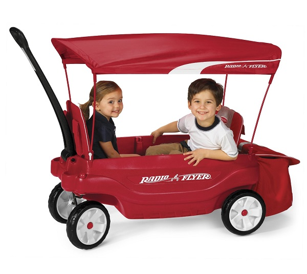 Ultimate Comfort Wagon by Radio Flyer - Best Wagons For Kids
