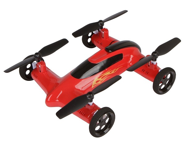 X9 Flying Quadcopter Remote Control Car and Quadcopter Drone - Best Remote Control Cars For Kids