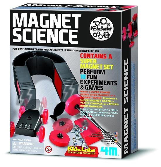 4M Magnet Science Kit