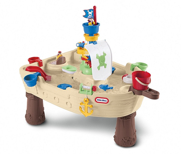 Anchors Away Pirate Ship Water Play Table by Little Tikes