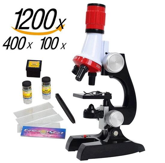 Beginner Microscope For Kids by PBOX - Beginner Microscope kit