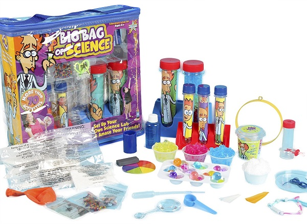 Big Bag Of Science 70 Plus Activities by Be Amazing Toys
