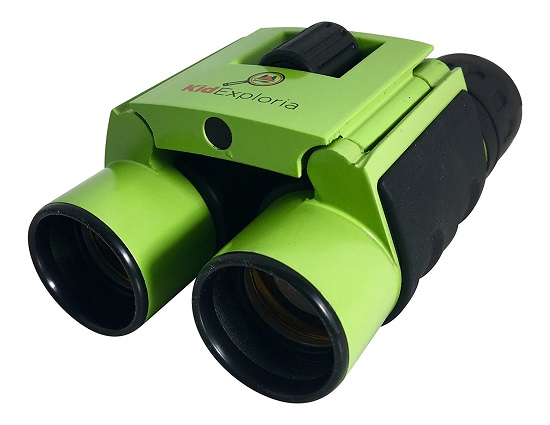 Compact Small Binoculars for Kids by Kid Exploria - Best Binoculars For Kids