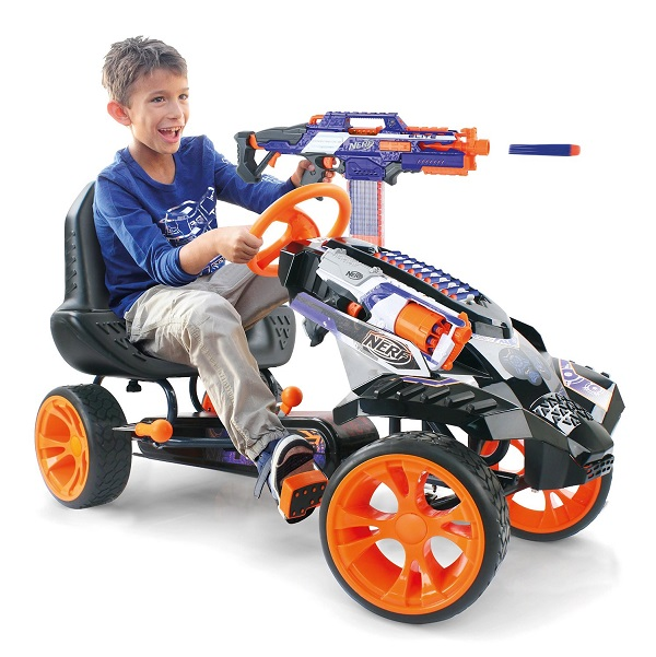 Hauck Nerf Battle Racer - Best Go Karts For Kids