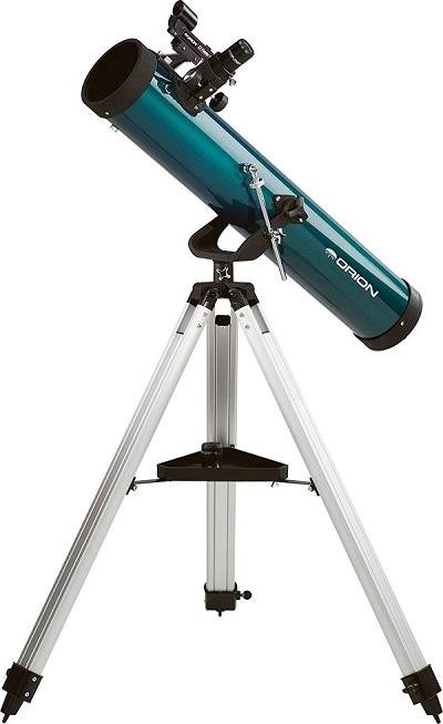 Orion SpaceProbe 3 Altazimuth Reflector Kids Telescope