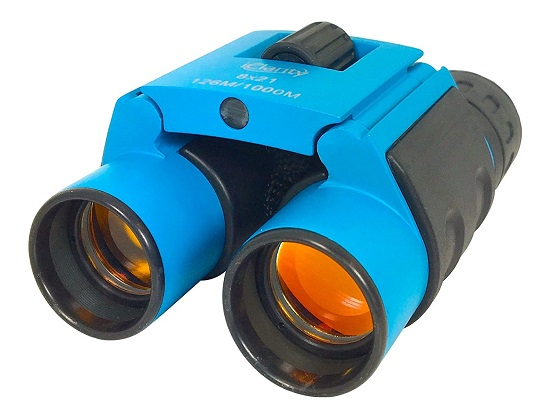 Shock-Proof Binoculars for Kids by iClarity Optics