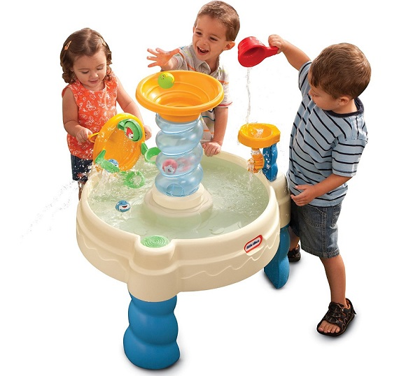 Spiralin Seas Waterpark Play Table by Little Tikes