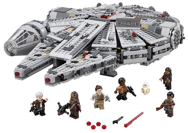Star Wars Millennium Falcon - Best Lego Star Wars Sets