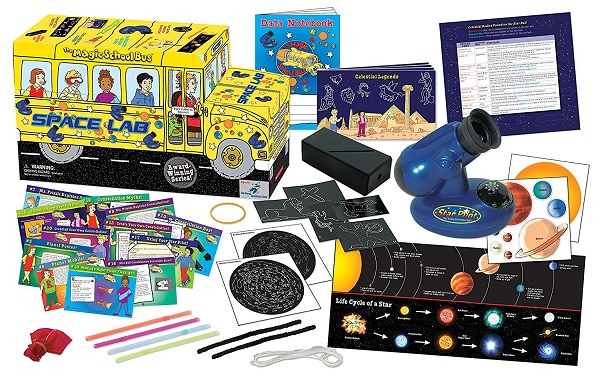 The Magic School Bus Space Lab - Best Science Toys For Kids