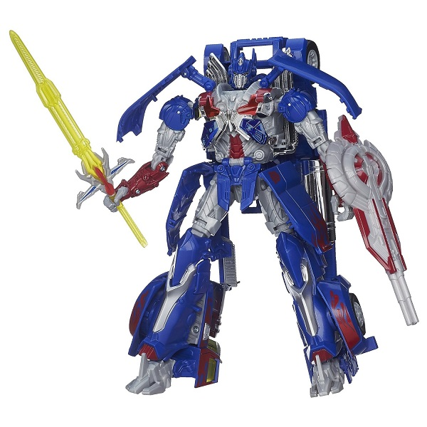 Transformers Age of Extinction Generations Leader Class Optimus Prime Figure - Best Transformers Toys