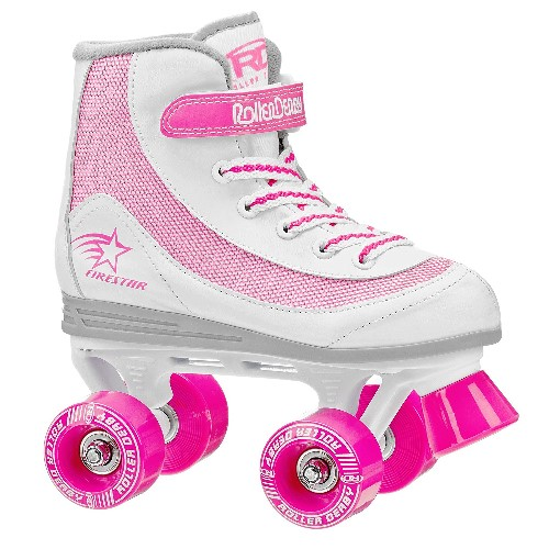 ROLLER DERBY GIRLS FIRESTAR ROLLER SKATES - Roller Skates For Kids