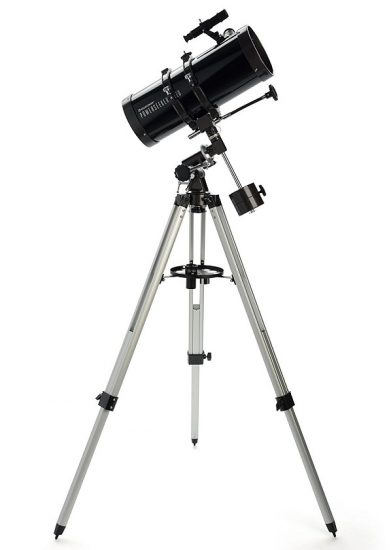 Celestron 127EQ PowerSeeker Telescope - Best Telescopes For Kids