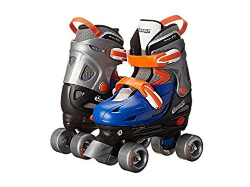 Chicago Boy's Adjustable Quad Skate - Roller Skates For Kids