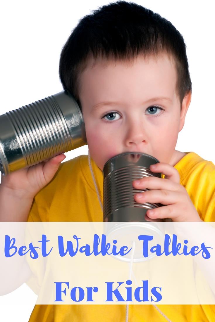 Best Walkie Talkies For Kids – 10 Top Rated Kids Walkie Talkies #walkietalkie #kidstoys